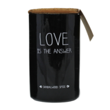 Love is the answer _