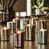 Scented candle 'Elegance is beauty that never fades'_